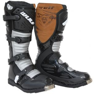Wulfsport  MX  Boots Super La Black
